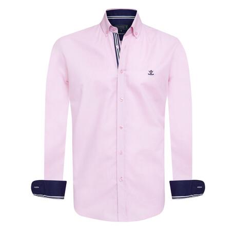 Oxen Shirt // Pink (S)