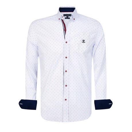 Alvaro Shirt // White (S)