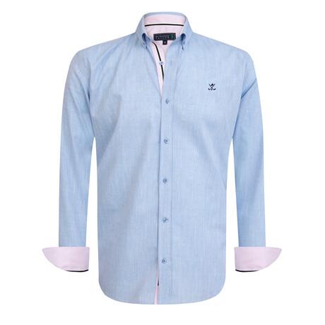 Abramo Shirt // Blue (S)