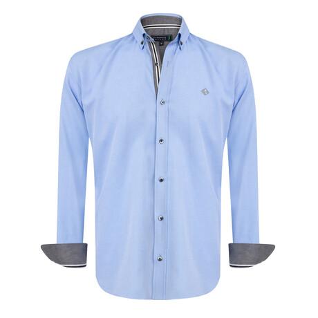 Otello Shirt // Blue (S)