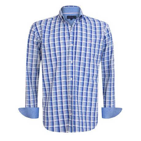 Piero Shirt // Blue (S)
