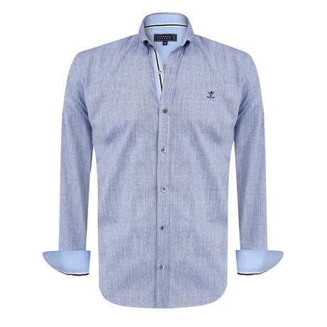 Abramo Shirt // Sax (S)