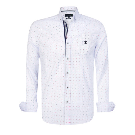 Tempe Shirt // White (XS)