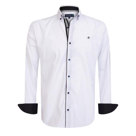 Cammeo Shirt // White + Black (S)