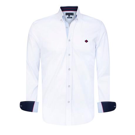 Doyle Shirt // White (XS)
