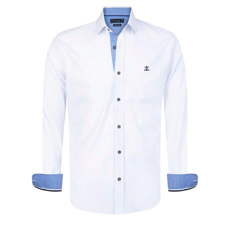 Denali Shirt // White (S)