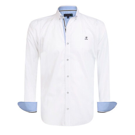 Abramo Shirt // White (S)