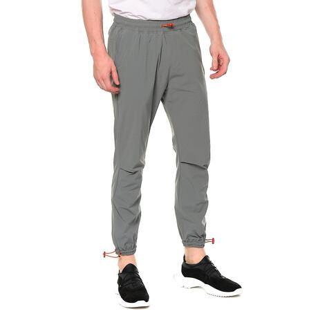 2662 Multi Pocket Track Pants // Teal Green (S)
