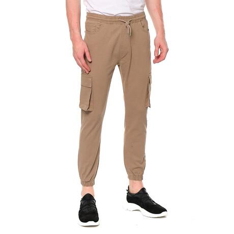 2672 Pants // Beige (29WX32L)