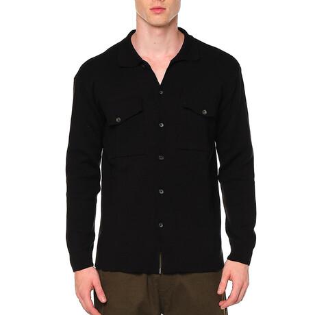6337 Jacket // Black (S)