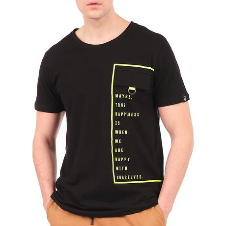 8134 T-Shirt // Black (S)