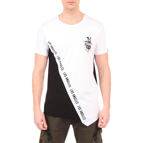 8139 T-Shirt // White (S)