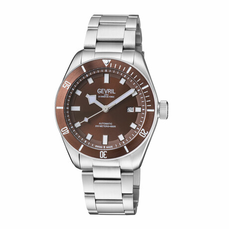 Gevril Yorkville Swiss Automatic // 48607