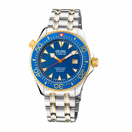 Gevril Hudson Yards Swiss Automatic // 48803