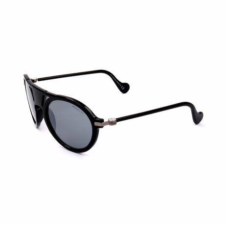 Unisex ML0053-01B Sunglasses // Shiny Black