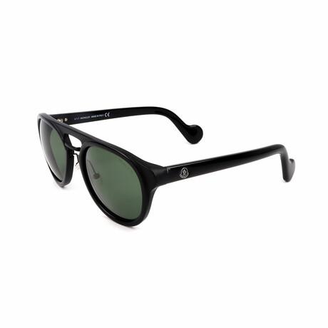 Unisex ML0020-01N Sunglasses // Shiny Black
