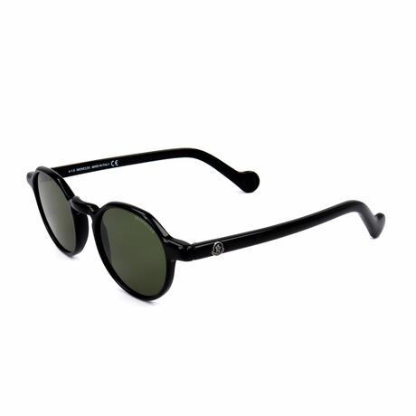 Unisex ML0074-01N Sunglasses // Shiny Black