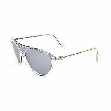 Unisex ML0054-26C Sunglasses // Crystal