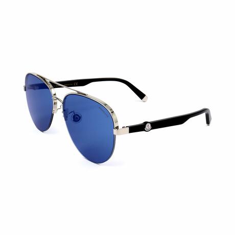 Unisex ML0108-K-16X Sunglasses // Shiny Palladium