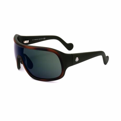 Men's ML0048-56Q Sunglasses // Havana
