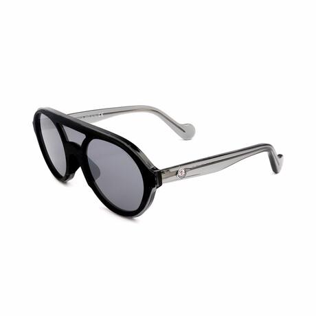 Unisex ML0052-01C Sunglasses // Shiny Black