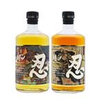 Japanese Malt Whisky // Set of 2 // 750 ml Each