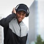 TicKasa ANC Wireless Headphones // Shadow Black
