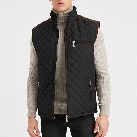 Jordan Vest // Black (S)