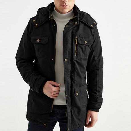 Chance Coat // Black (S)