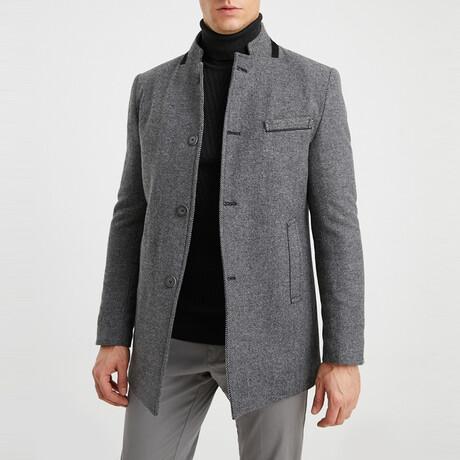 Henry Coat // Dark Gray (S)