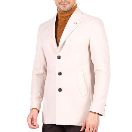 Jordan Coat // Beige (S)