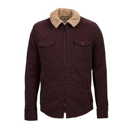 Cole Coat // Brown (S)