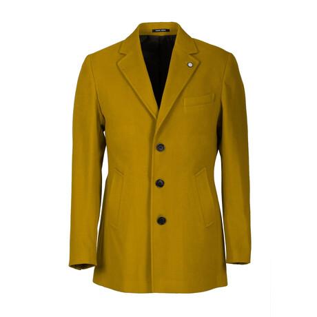 Daniel Coat // Yellow (S)