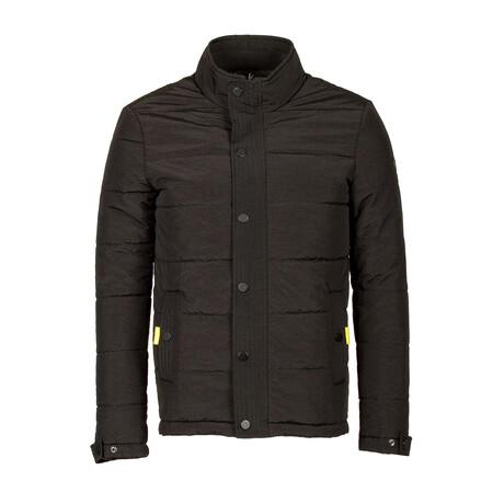 Theodore Coat // Black (S)