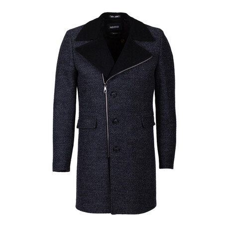 Preston Coat // Anthracite (S)