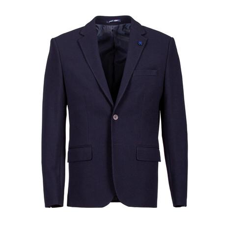 Sheldon Coat // Dark Blue (S)