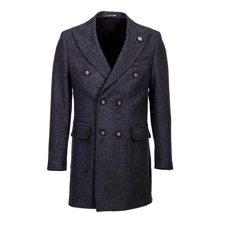 Loren Coat // Anthracite (S)