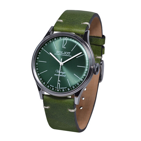 Poljot International Vintage Watch Manual Wind // 2609.1220115