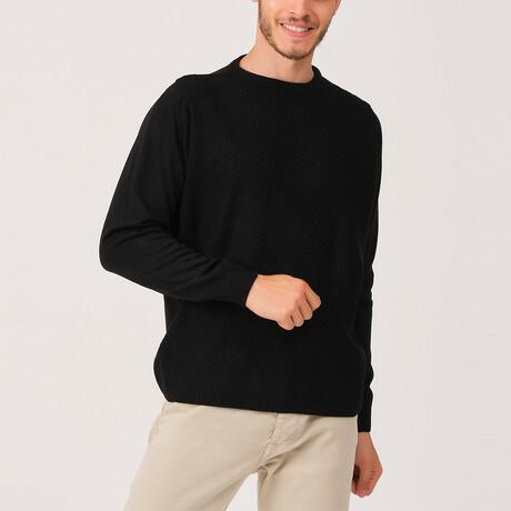Julian Sweater // Black (Medium)