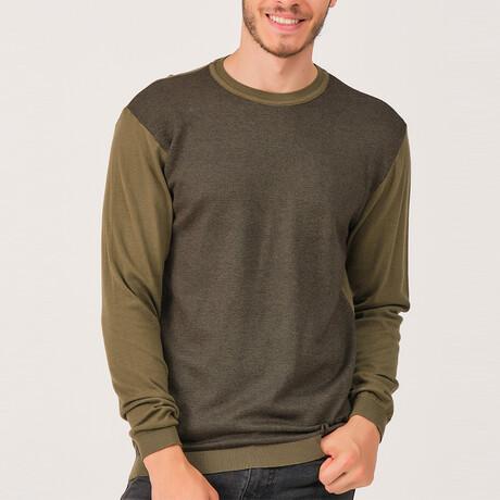 Anthony Sweater // Khaki (Medium)