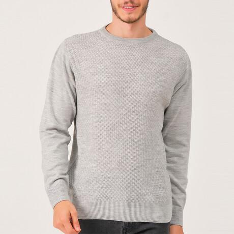 Julian Sweater // Gray (Medium)