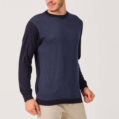 Anthony Sweater // Dark Blue (Medium)