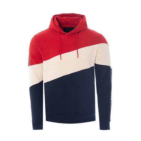 Senior Sweatshirt // Red (S)