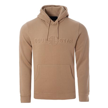 Box Sweatshirt // Beige (S)