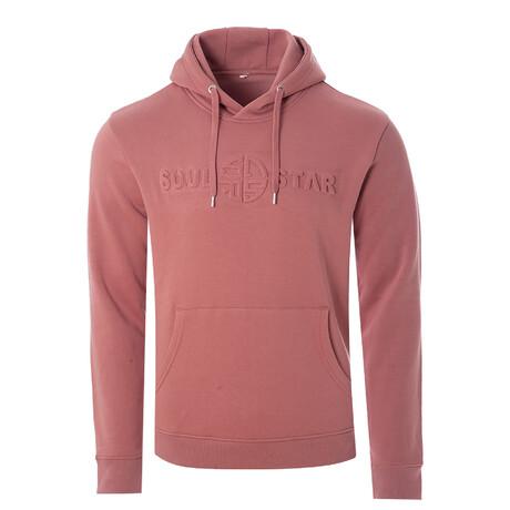Box Sweatshirt // Pink (S)