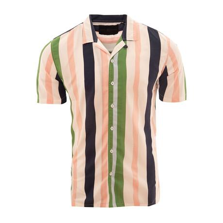 Strike Off Shirt // Green (S)