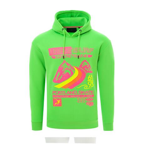 Urban Surf Sweatshirt // Green (S)