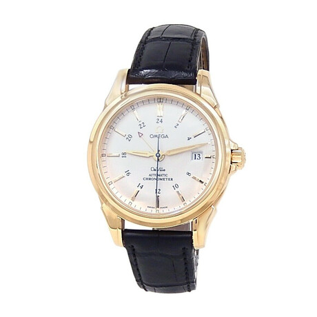 Omega De Ville Co-Axial GMT Automatic // 4633.30.00 // Pre-Owned
