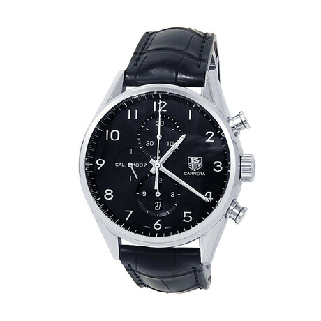 Tag Heuer Carrera Automatic // CAR2014.FC6235 // Pre-Owned