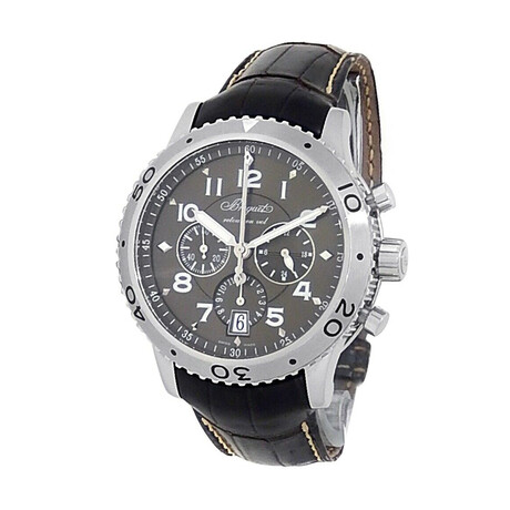 Breguet Type XXI Flyback Automatic // 3810ST/92/9ZU // Pre-Owned